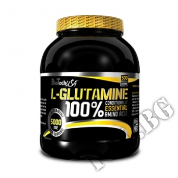 Съдържание » Цена » Прием »  100% L-Glutamine 500gr