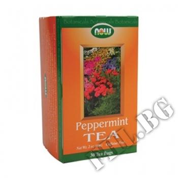 Действие на Peppermint Tea мнения.Най-ниска цена от Fhl.bg-хранителни добавки София