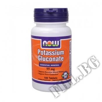 Съдържание » Цена » Прием »  Potassium Gluconate /Калий