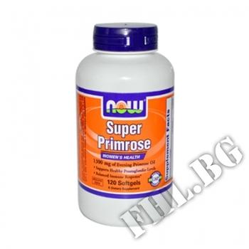Действие на Super Primrose Oil 1300 мг мнения.Най-ниска цена от Fhl.bg-хранителни добавки София