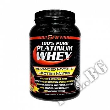 Съдържание » Цена » Прием » 100% Pure Whey Platinum 5 lbs