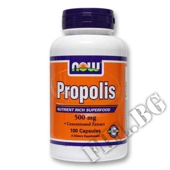 Съдържание » Цена » Прием » Propolis 500 мг -Прополис