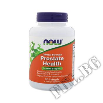 Съдържание » Цена » Прием » Prostate Health - 90 дражета