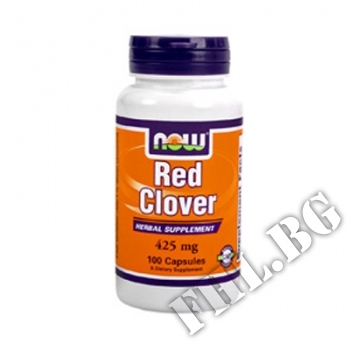 Действие на Red Clover 425 mg мнения.Най-ниска цена от Fhl.bg-хранителни добавки София