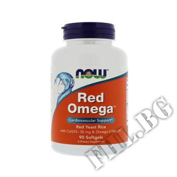 Действие на Red Omega™ - 90 дражета мнения.Най-ниска цена от Fhl.bg-хранителни добавки София