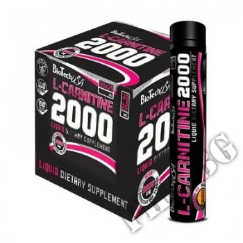 Съдържание » Цена » Прием »  L-carnitine 2000 mg