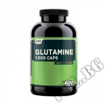 Съдържание » Цена » Прием » Glutamine 1000 240 caps
