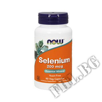 Съдържание » Цена » Прием » Selenium 200 mcg 90 caps