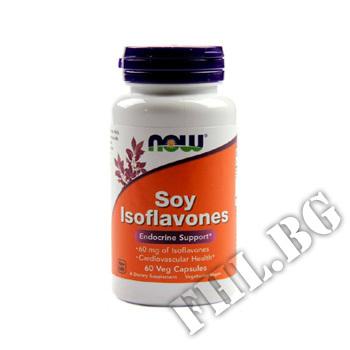 Съдържание » Цена » Прием » Soy Isoflavones 150 мг - 60 капсули