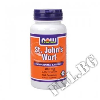 Действие на St. Johns Wort 300 mg  мнения.Най-ниска цена от Fhl.bg-хранителни добавки София