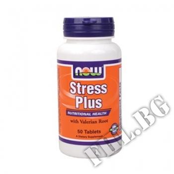 Действие на Stress Plus - 50 таблетки мнения.Най-ниска цена от Fhl.bg-хранителни добавки София