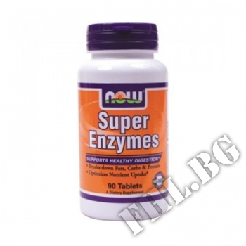 Super Enzymes  Now Foods/супер ензими
