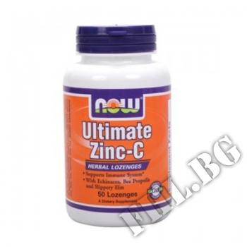 Действие на Ultimate Zinc-C  мнения.Най-ниска цена от Fhl.bg-хранителни добавки София