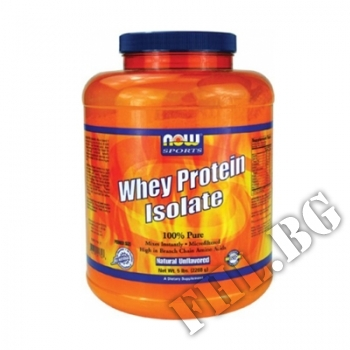 Действие на  Whey Protein Isolate 2268 гр мнения.Най-ниска цена от Fhl.bg-хранителни добавки София
