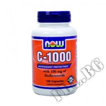 Действие на  Vitamin C 1000 NO TR мнения.Най-ниска цена от Fhl.bg-хранителни добавки София