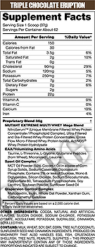 Съдържание » Дозировка » Прием » Как се пие » Mutant whey 10 lbs-шоколад » Mutant » Суроватъчен протеин