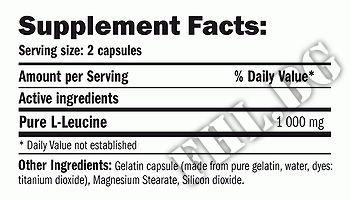 Съдържание » Дозировка » Прием » Как се пие » L-Leucine/Левцин » AMIX » Есенциални аминокиселини