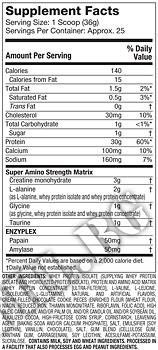 Съдържание » Дозировка » Прием » Как се пие » Nitro tech Performance Series 2lbs-бисквитка » MuscleTech » Суроватъчен протеин