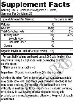 Съдържание » Дозировка » Прием » Как се пие » 100% Organic Fiber 28 Serv. » Haya labs » Храносмилане ензими и пробиотици
