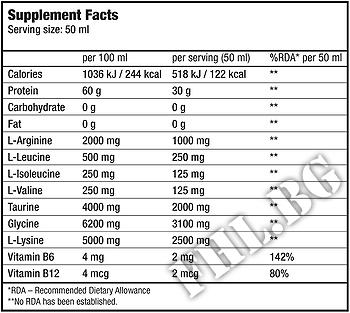 Съдържание » Дозировка » Прием » Как се пие » Protein Fuel 500 ml » BioTech USA » Протеин
