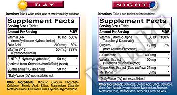 Съдържание » Дозировка » Прием » Как се пие » Стрес и Безпокойство » Natrol » Нервна Система