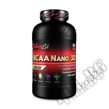 Съдържание » Дозировка » Прием » Как се пие » BCAA Nano 3D » BioTech USA » BCAA