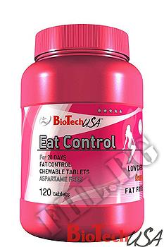 Съдържание » Дозировка » Прием » Как се пие » Eat Control » BioTech USA » Фет блокери CLA