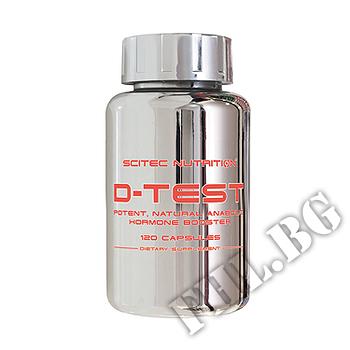 Съдържание » Дозировка » Прием » Как се пие » DAA PRO-D-TEST » Scitec » D-аспарагинова киселина
