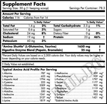 Съдържание » Дозировка » Прием » Как се пие » 100% Casein Complex » Scitec » Казеин
