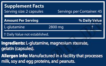 Съдържание » Дозировка » Прием » Как се пие » Mega Glutamine 90 Caps. » Scitec » Глутамин на капсули