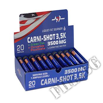 Съдържание » Дозировка » Прием » Как се пие » Carni-Shot L-Carnitine » Mex Nutrition » Течен Л карнитин