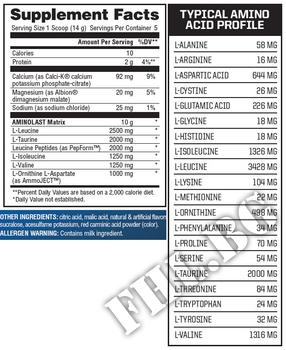 Съдържание » Дозировка » Прием » Как се пие » Aminolast - 70 g » Gaspari Nutrition » Аминокиселини