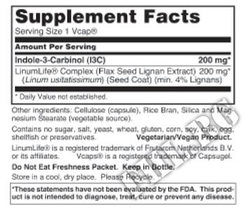 Съдържание » Дозировка » Прием » Как се пие » Indole-3-Carbinol |Индол-3 Карбинол » Now Foods » Естроген блокери