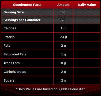 Съдържание » Дозировка » Прием » Как се пие » PURE WHEY 100% Pure Whey » Pure Nutrition » Суроватъчен протеин
