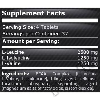 Съдържание » Дозировка » Прием » Как се пие »  BCAA 5000 300tab » Pure Nutrition » BCAA