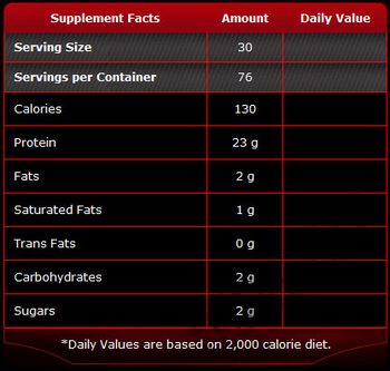 Съдържание » Дозировка » Прием » Как се пие » Еднократна доза 100% PURE WHEY » Pure Nutrition » Протеин на дози