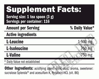 Съдържание » Дозировка » Прием » Как се пие » BCAA Elite Rate Powder 350g. » AMIX » BCAA на прах