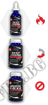 Съдържание » Дозировка » Прием » Как се пие » Test Charge Hardcore Kit » All American EFX » Формули за мъже