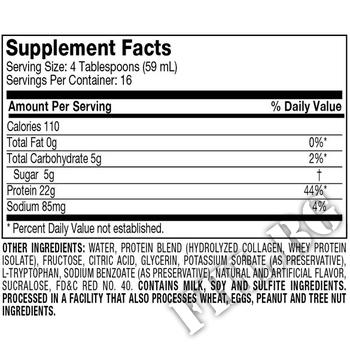 Съдържание » Дозировка » Прием » Как се пие » 100% Ultra-Pure Amino Liquid » MuscleTech » Течни аминокиселини