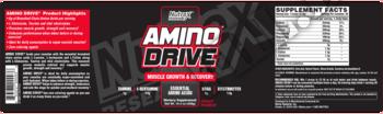 Съдържание » Дозировка » Прием » Как се пие » Amino drive » Nutrex » BCAA