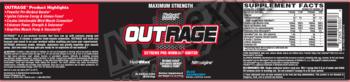 Съдържание » Дозировка » Прием » Как се пие » Outrage  » Nutrex » Топ 10 Азотни бустери