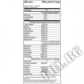 Съдържание » Дозировка » Прием » Как се пие » Weider whey amino » Weider » Суроватъчни аминокиселини