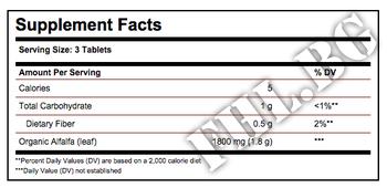 Съдържание » Дозировка » Прием » Как се пие » Alfalfa 600 mg Solgar  » Solgar » Имунна Система