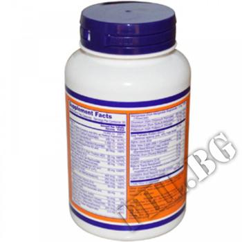 Съдържание » Дозировка » Прием » Как се пие » Special Two 90 tab » Now Foods » Мултивитамини