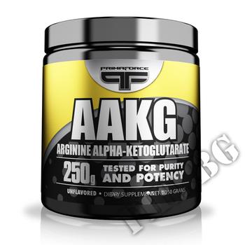 Съдържание » Дозировка » Прием » Как се пие » AAKG Arginine Alpha-Ketoglutarate » Primaforce » Аргинин