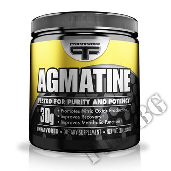 Съдържание » Дозировка » Прием » Как се пие » PrimaForce agmatine » Primaforce » Азотни бустери