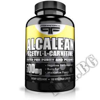 Съдържание » Дозировка » Прием » Как се пие »  Alcalean Acetyl L-Carnitine » Primaforce » Ацетил L-карнитин (ALC)