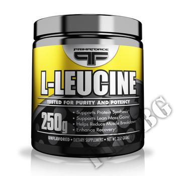 Съдържание » Дозировка » Прием » Как се пие » L-leucine 250гр » Primaforce » Есенциални аминокиселини