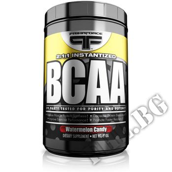 Съдържание » Дозировка » Прием » Как се пие » Primaforce bcaa powder 810 grams » Primaforce » BCAA