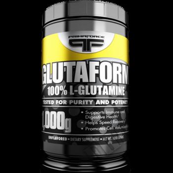 Съдържание » Дозировка » Прием » Как се пие » Primaforce glutaform 1000gr » Primaforce » Глутамин